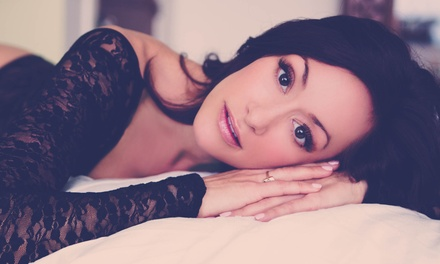 60-Minute Boudoir Photography Packages at Pink Blush Boudoir (Up to 87% Off). Two Options Available.