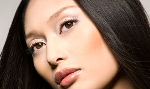 Ladanza lady beauty center: Dr Renaud Facial with Optional Haircut, Blow-Dry and Mani-Pedi at Ladanza Lady Beauty Center (Up to 74% Off)