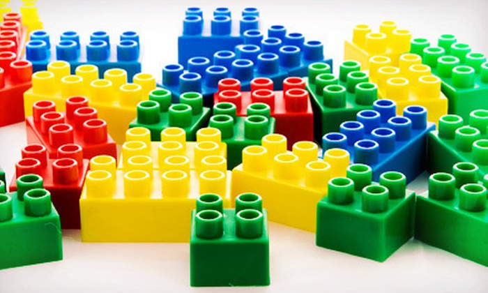 Build 'n Blocks - Livingston: Lego Party for Up to 15 Kids Aged 5–7 or 8–10 at Build 'n Blocks (80% Off)