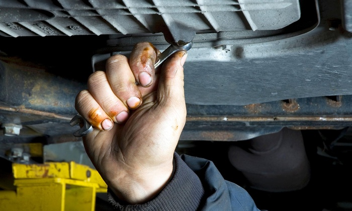 LubeXpress - Dallas: A Full-Service Oil Change at LubeXpress (50% Off)