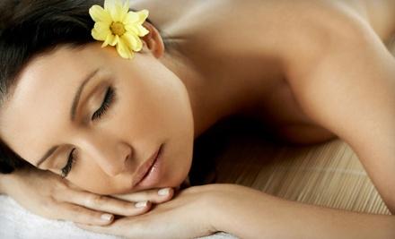 One 1-Hour Massage - Jags Beauty Salon & Massage in Escondido