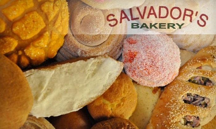 Salvador's Bakery - Hayesville: $5 for $10 Worth of Authentic Mexican Bakery and Deli Goods at Salvador's Bakery