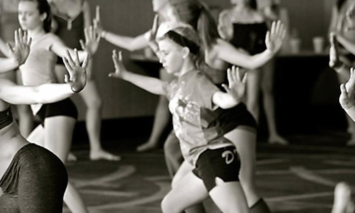 DK Dance Productions - Florissant: $37 for a Series of Six Dance and Tumbling Classes at DK Dance Productions in Florissant ($75 Value)