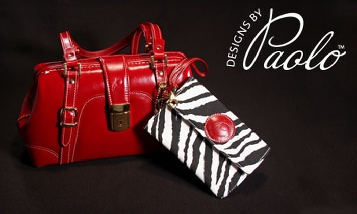 Designs by Paolo - West Chester: $59 for $150 Worth of Handbags and More at Designs By Paolo