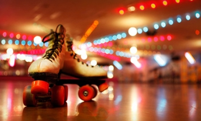 Olympia Family Fun Center - Macon: $6 for Admission, Skate Rental, and $5 Worth of Snacks at Olympia Family Fun Center