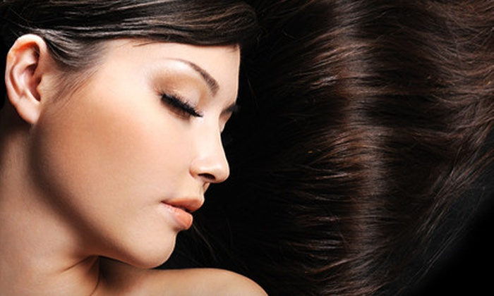 Beauty by Reyna - Driftwood: One or Three Coppola Hair-Smoothing Keratin Treatments at Beauty by Reyna in Hollywood (Up to 72% Off)