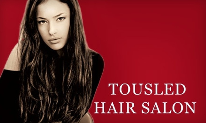 Tousled Hair Salon - Historic Downtown: $120 for a Brazilian Blowout at Tousled Hair Salon ($250 Value)