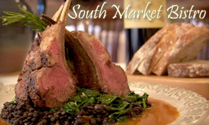 South Market Bistro - Wooster: $30 for $60 Worth of Local Fare and Drinks at South Market Bistro in Wooster