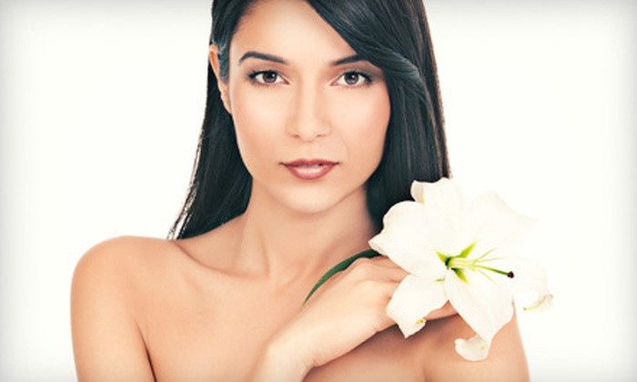 Fierce Image Spa & Salon - Broad Ripple: $99 for a Custom Spa Package with Choice of Three Services at Fierce Image Spa & Salon (Up to $230 Value)