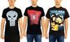 Marvel Superhero Men's Graphic Tees: Marvel Superhero Men's Graphic Tees