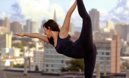 20 Bikram Yoga Classes - Bikram Yoga Seacliff in San Francisco