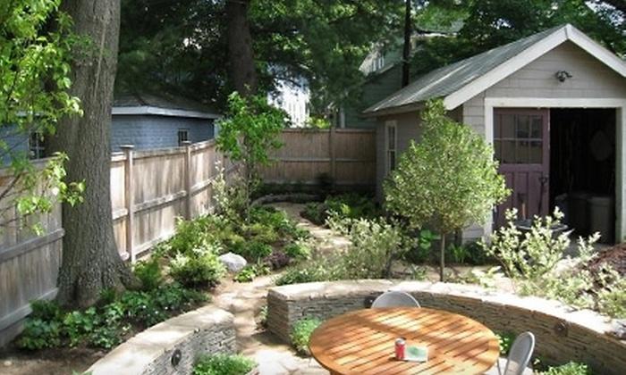 Terrascapes - Needham: $850 for Full Garden Design from Terrascapes ($1,750 Value)