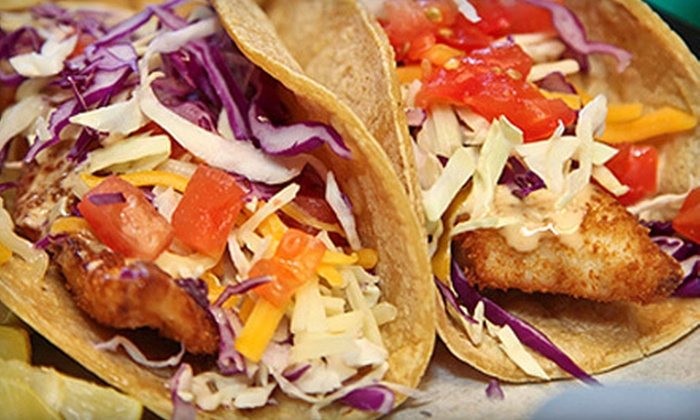Guacamoles - Warm Sands: $10 for $20 Worth of Mexican Fare at Guacamoles in Palm Springs
