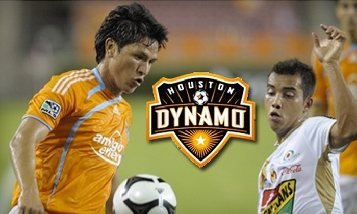 Houston Dynamo - Greater Third Ward: $75 for a Houston Dynamo Mini-Season Package and a Dynamo Scarf ($125 Value)