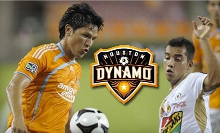 Houston Dynamo - Houston Dynamo in Houston