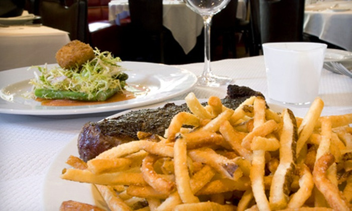 Georges Brasserie - Barclay Downs: French Bistro Fare for Lunch or Dinner at Georges Brasserie (Half Off)