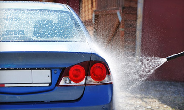 So Cal Auto Detail Center - Mission Valley East: $39 for Three VIP Washes at So Cal Auto Detail Center (Up to $117 Value)