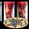 Moth and Dagger Tattoo Studio - Chinatown: $60 for One Hour of Tattooing at Moth and Dagger Tattoo Studio ($140 Value)