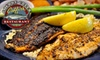 Cherry Creek Catfish Restuarant - Garrison Park: $10 for $20 Worth of Southern Fare at Cherry Creek Catfish Restaurant