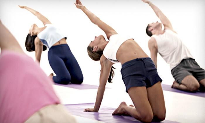 Yoga Tree at The Pennridge Wellness Center - Hilltown: 10, 20, or 30 Yoga Classes at Yoga Tree at The Pennridge Wellness Center in Blooming Glen (Up to 87% Off)