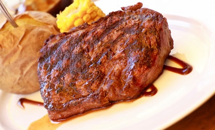 $22 Worth of Steak-House Fare - Red River Steakhouse in McLean