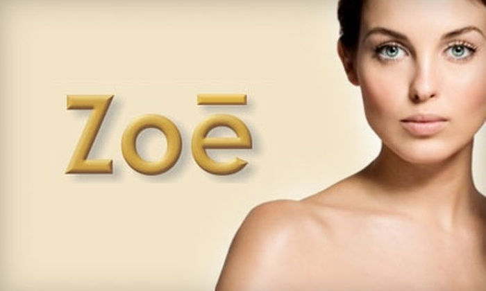 Zoe Spa - Downtown: $69 for a Collagen Facial ($169.50 Value) at Zoe Anti Aging & Wellness Spa
