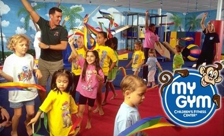 My Gym Children's Fitness Center - My Gym Children's Fitness Center in West Hartford