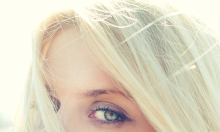 Up to 56% Off Haircut + condition or keratin  at Hair and More x Caroline Tredway