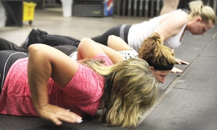 Practice CrossFit - Troy: $39 for Five CrossFit or Boot-Camp Classes at Practice CrossFit in Troy ($125 Value)