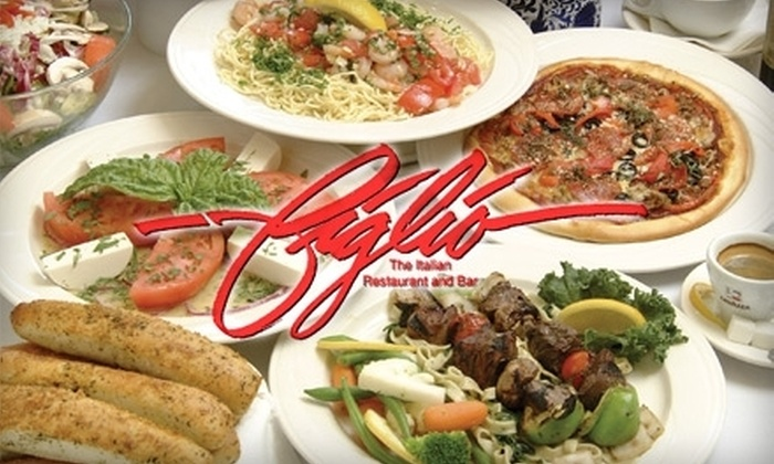 Figlio - Country Club Plaza: $15 for $30 Worth of Italian Cuisine and Drinks at Figlio