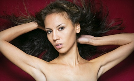 6 Laser Hair-Removal on a Small Area (up to a $480 value) - ANJ Permanent Hair Removal & Aesthetics in Miami