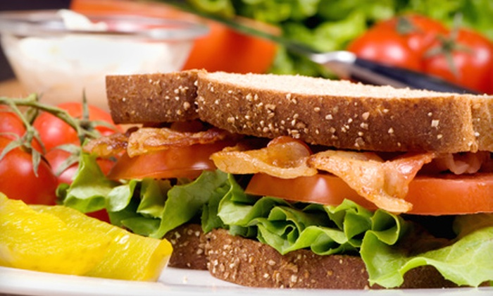 Cheese & Coffee Café - West Park: $11 for Lunch for Two at Cheese & Coffee Café (Up to $22.50 Value)