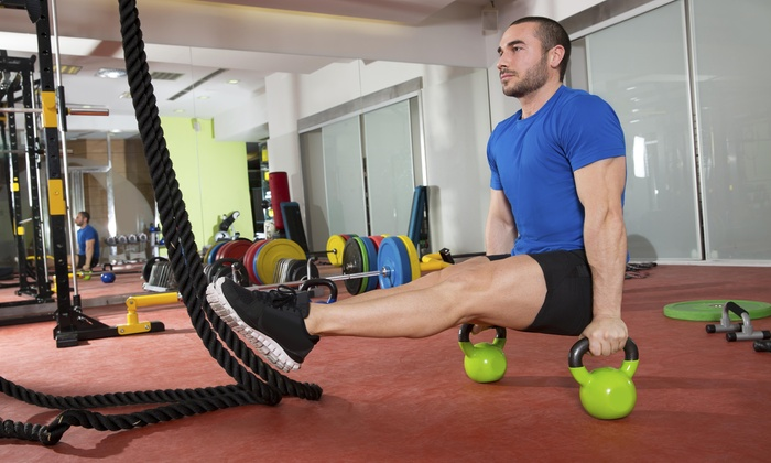 Iron Core Fitness - Beach Bound Crossfit: Four Weeks of Unlimited Circuit Training Classes at Iron Core Fitness (65% Off)