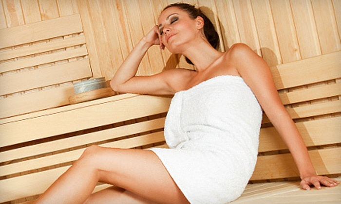 Balance Studio Spa - Santa Cruz: 5 or 10 Infrared Sauna Sessions at Balance Studio Spa in Felton (Up to 80% Off)