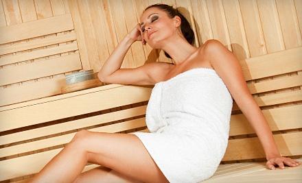Five 30-Minute Infrared Sauna Sessions (a $125 value) - Balance Studio Spa in Felton