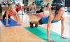 Bodylogic Wellness Centre - Varsity View: $49 for 10 Drop-In Yoga Classes at Bodylogic Wellness Centre ($100 Value)