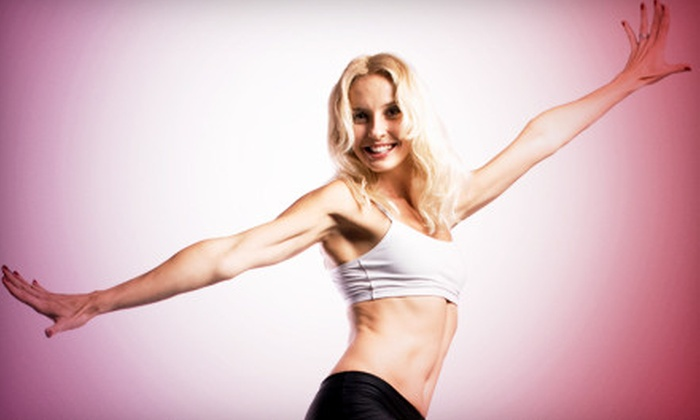 Aradia Fitness - Cary: $30 for Sexy Fit 5-Class Punch Card at Aradia Fitness in Cary ($75 Value)