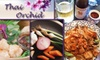 Thai Orchid Restaurant - Addison: $15 for $35 Worth of Thai Tastes at Thai Orchid Restaurant