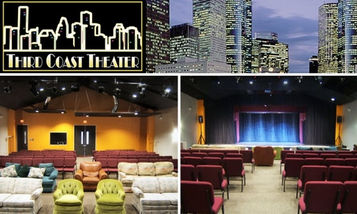Third Coast Theater - Houston: $5 Ticket to Friday- or Saturday-Night Improv at Third Coast Theater ($10 Value)
