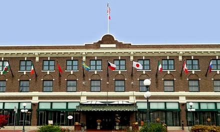 Stay with Optional Dining Credit at Hotel Pattee in Perry, IA, with Dates into September