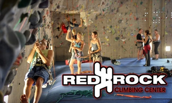 Red Rock Climbing Center - Canyon Gate: $75 for a Four-Week Introductory Climbing Course and a One-Month Climbing Membership at Red Rock Climbing Center ($150 Value)