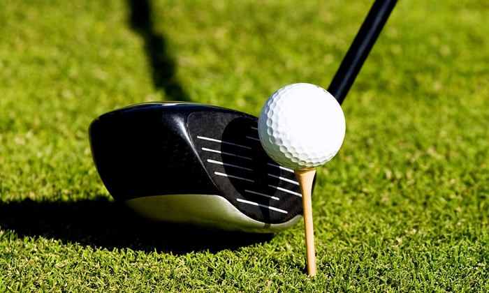Chip Shots Bar & Grill - Littleton: $29 for 18 Holes of Virtual Golf for Two at Chip Shots Bar & Grill ($60 Value)