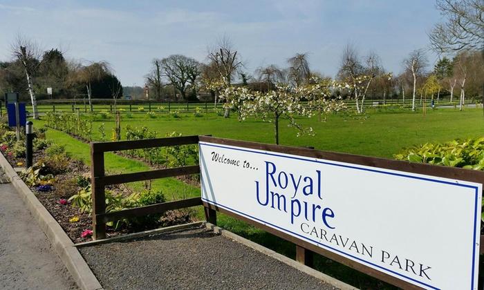 Harrisons Royal Umpire Park Croston Lancashire Groupon