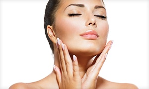 Hair Free Laser Center: Laser Skin Tightening or Age Sun Spot Removal at Hair Free Laser Center (Up to 61% Off). Four Options Available.