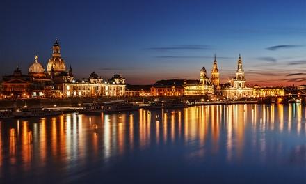 Dresden: 3-4 Tage für Zwei mit Frühstück, 1 Fl. Mineralwasser, Ausflugstipps und Parkplatz im Hotel Heidenschanze