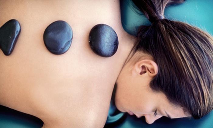 Lumina Sanare Therapeutic Massage - Ann Arbor: $45 for a One-Hour Hot-Stone Massage at Lumina Sanare Therapeutic Massage ($90 Value)