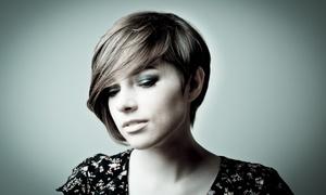 Shear Terror Salon - Christina Wilber: One Women's Haircut from Shear Terror Salon (55% Off)