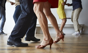 5 Or 10 Ballroom Dance Group Classes For One Or Two At D