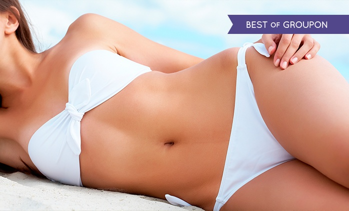 The Laser Clinic Group: Six Sessions of IPL Hair Removal on Choice of Areas for £155 (90% Off)