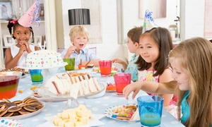 All Things Kids: $20 Off $150 Birthday Party Package for up to 10 kids at All Things Kids